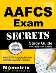 AAFCS Study Guide