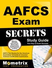 AAFCS Study Guide
