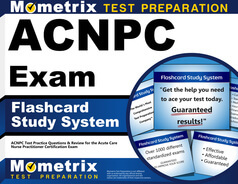 ACNP Flashcards