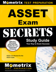 ASSET Practice Test Questions (Prep for the ASSET Test)