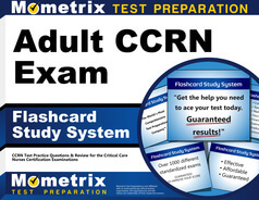 CCRN Adult Flashcards