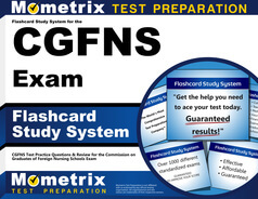 CGFNS Flashcards