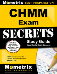 CHMM Study Guide