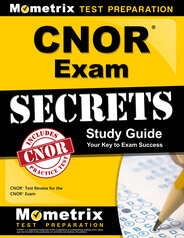 CNOR Practice Test Questions (Prep for the CNOR Exam)