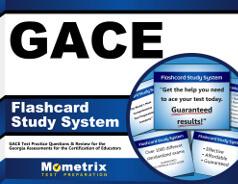 GACE Flashcards