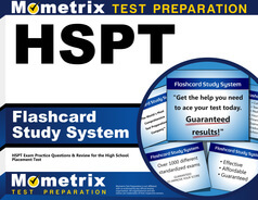 HSPT Flashcards