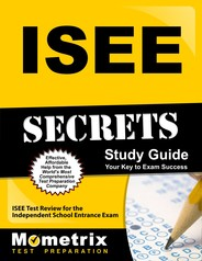 ISEE Study Guide