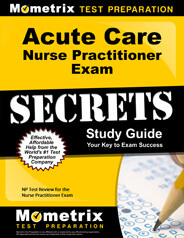 Acute Care Nurse Practitioner Exam Review (updated)