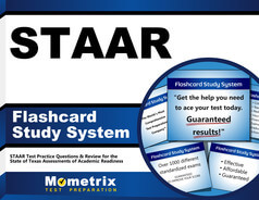 STAAR Flashcards