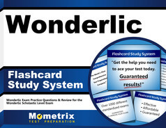 WONDERLIC Flashcards