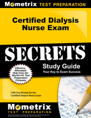 Certified Dialysis Nurse Exam Review (Example Questions)