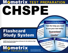 CHSPE Flashcards