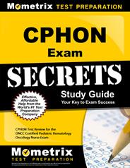 CPHON Study Guide