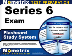 Series 6 Flashcards