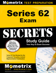 Series 62 Study Guide