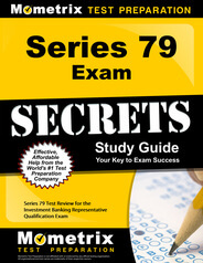 Series 79 Study Guide