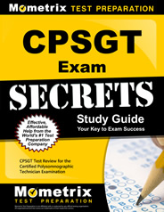 CPSGT Study Guide