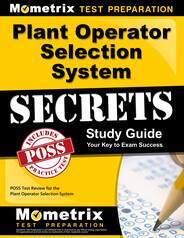 POSS Practice Test Questions (Plant Operator Practice Test)