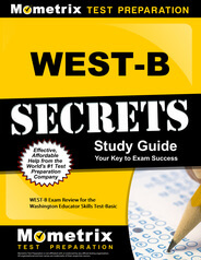 WEST-B Test Review (Example Questions)