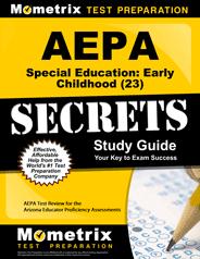 AEPASpEdEarCEd Study Guide